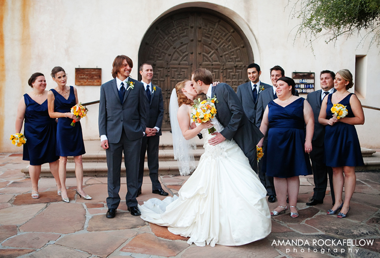 Tohono Chul Wedding