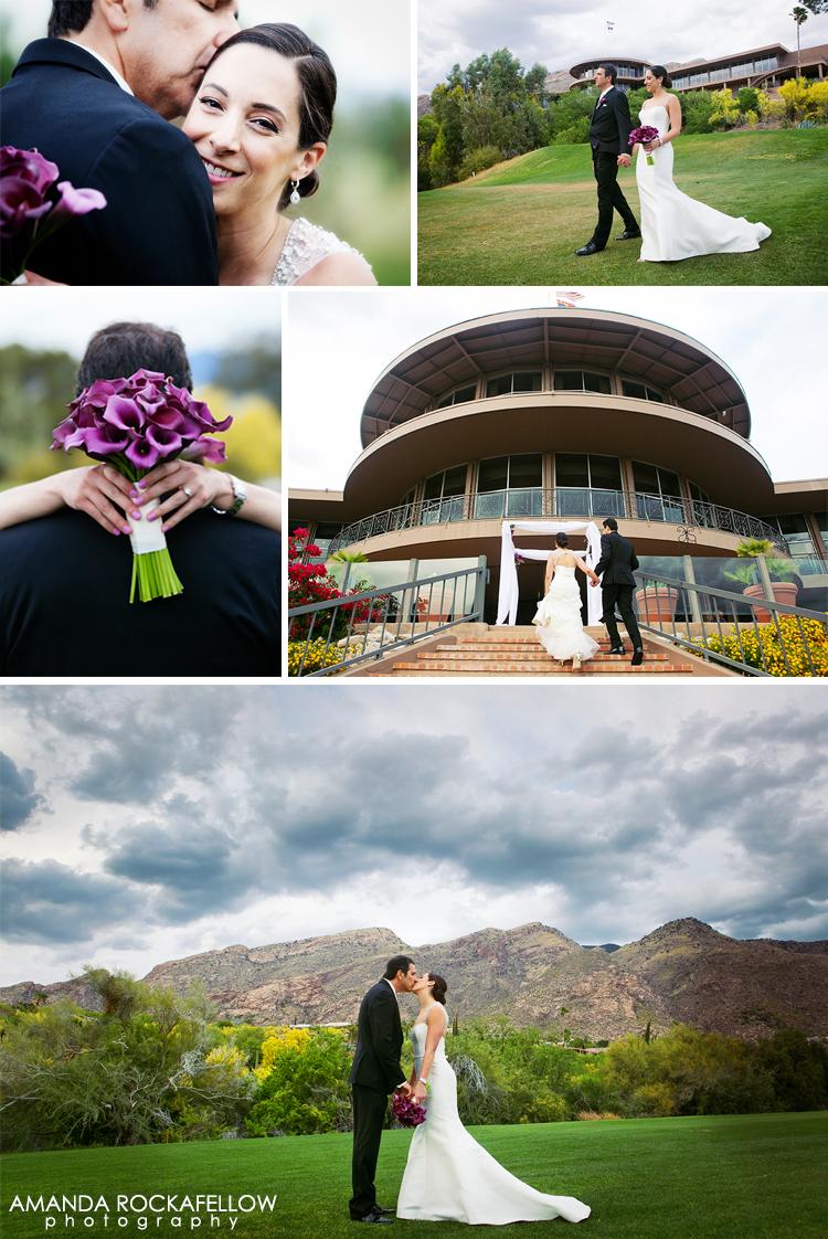 North, La Paloma & Skyline Country Club wedding weekend