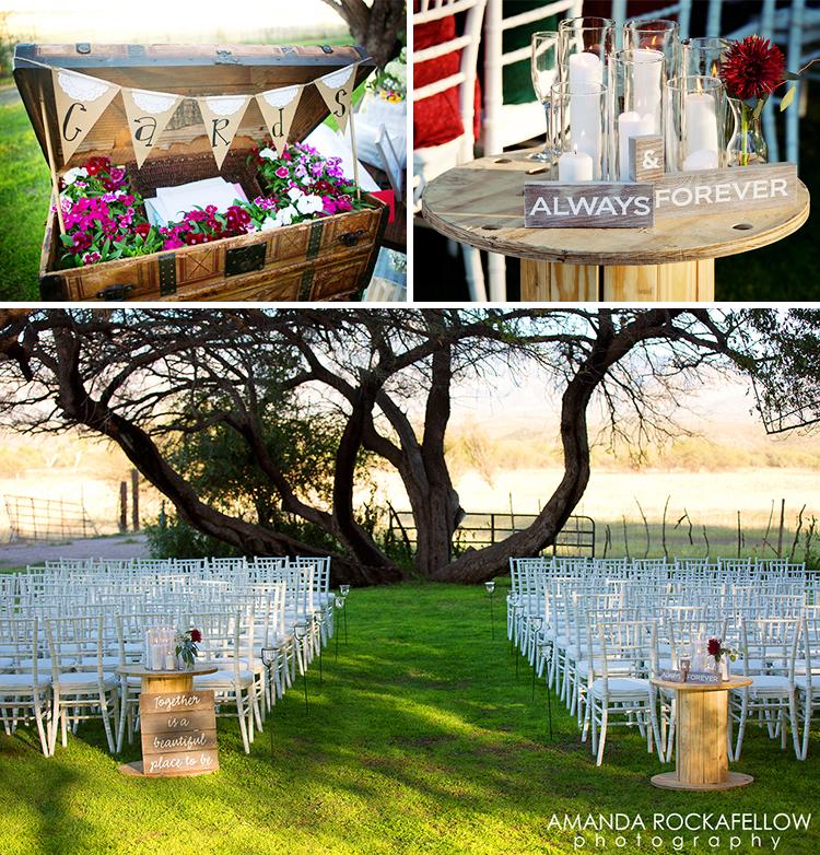 Agua Linda Farm Wedding