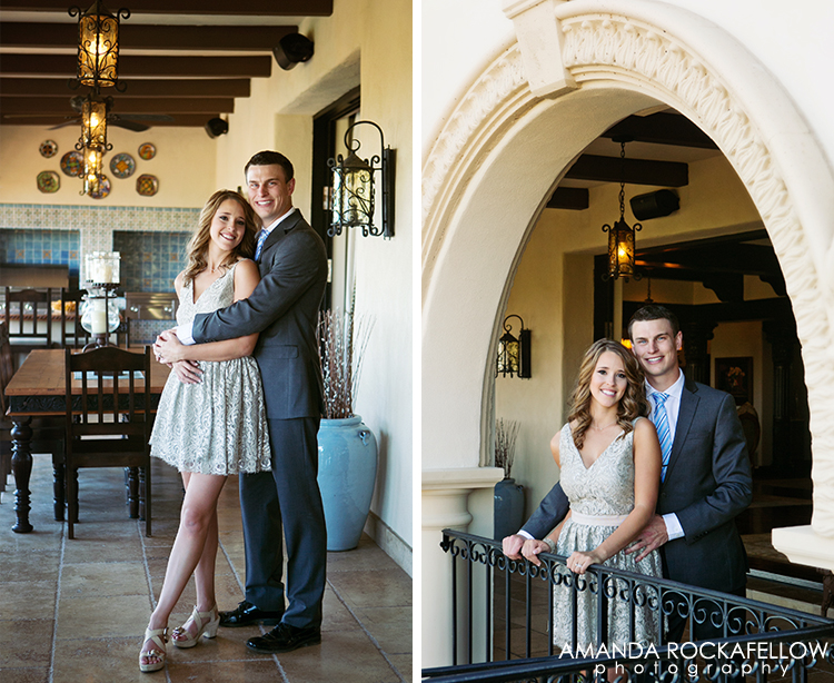 Engagement Session, Private Residence