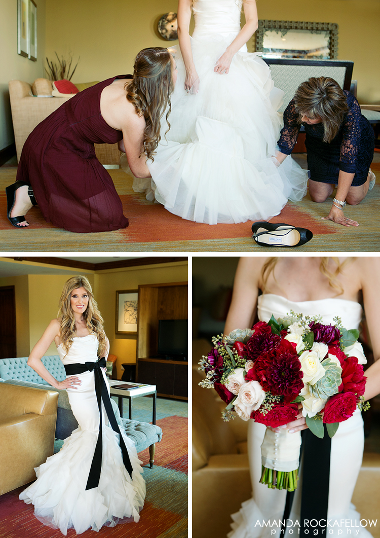 The Ritz-Carlton, Dove Mountain Wedding