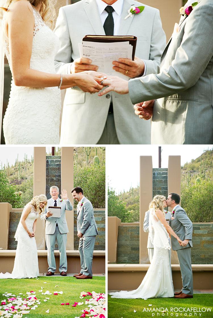 Wedding at The Gallery Golf Club