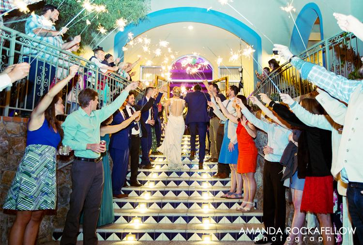 Hacienda Del Sol Wedding