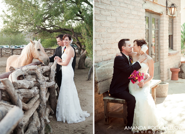 Tanque Verde Ranch Wedding