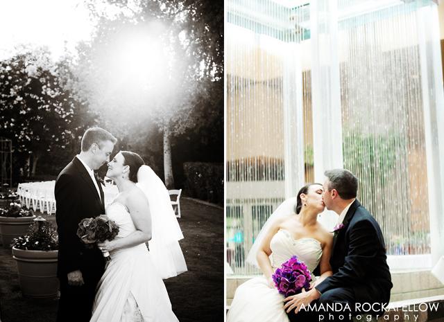 Doubletree Resort Scottsdale Wedding