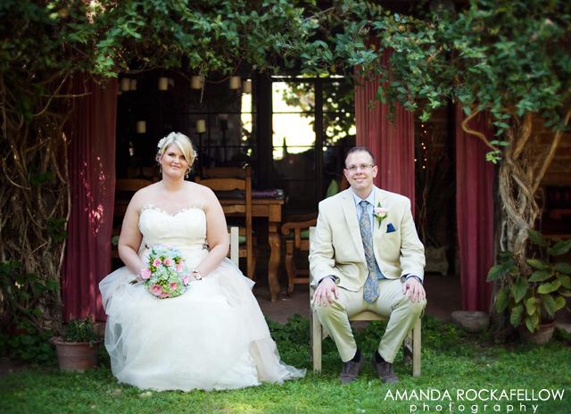 Mariah & John - Agua Linda Farm