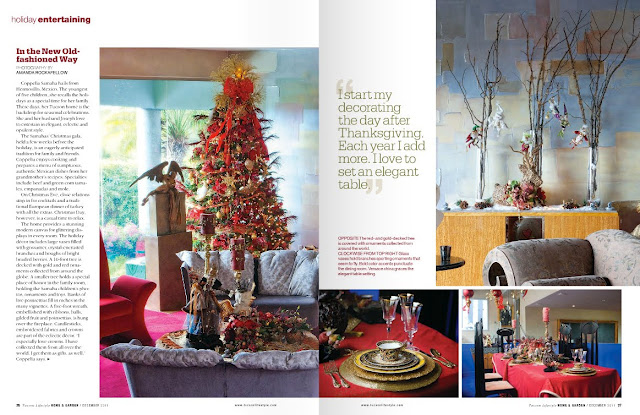 Tucson Lifestyle - December Issue